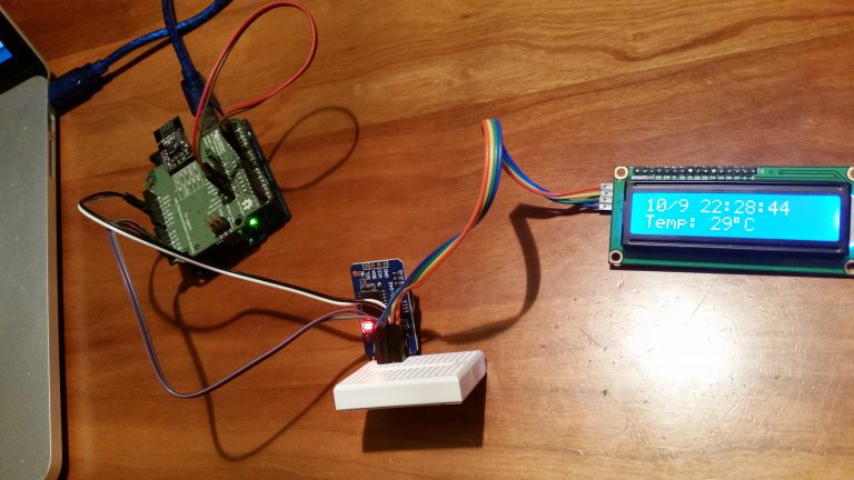 Arduino Real Time Clock - Arduino, Raspberry Pi, DIY